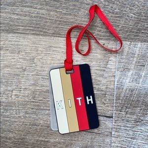 **HPx2** Kith Silicone Luggage Tag